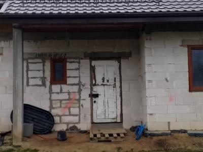 Remontowany dom