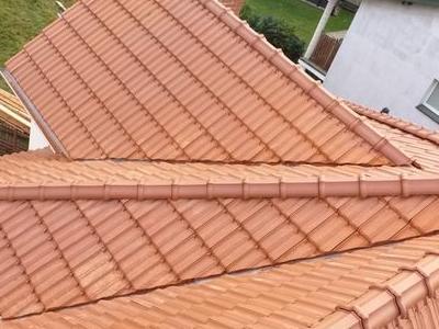 widok z dachu